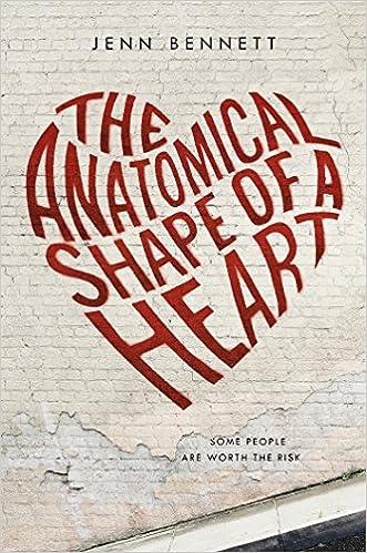 Amazon The Anatomical Shape Of A Heart 9781250104274 Jenn