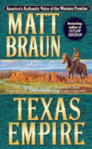 book cover of Texas Empire