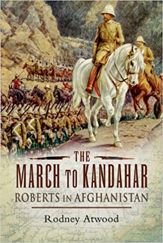 Book The March to Kandahar