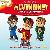 Der Familientag (Alvinnn!!! und die Chipmunks - Hörspiel 4)   Thomas Karallus