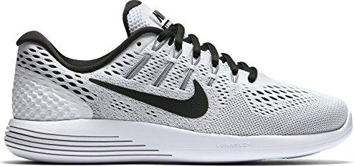 Nike Mujeres Lunarglide 8 Running Shoe Cedar / Black-hot Punch-electrolime