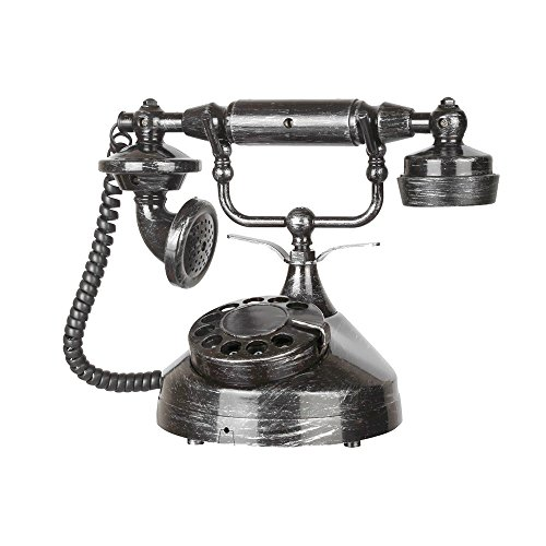 Halloween Costime (Spooky Phone Victorian Style Halloween Prop Steampunk Vintage Haunted House)