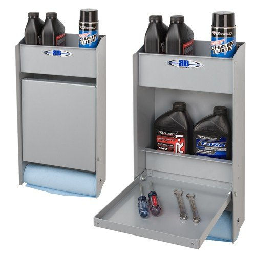 RB Components 2237 Jr. Trailer Door Cabinet by RB Components