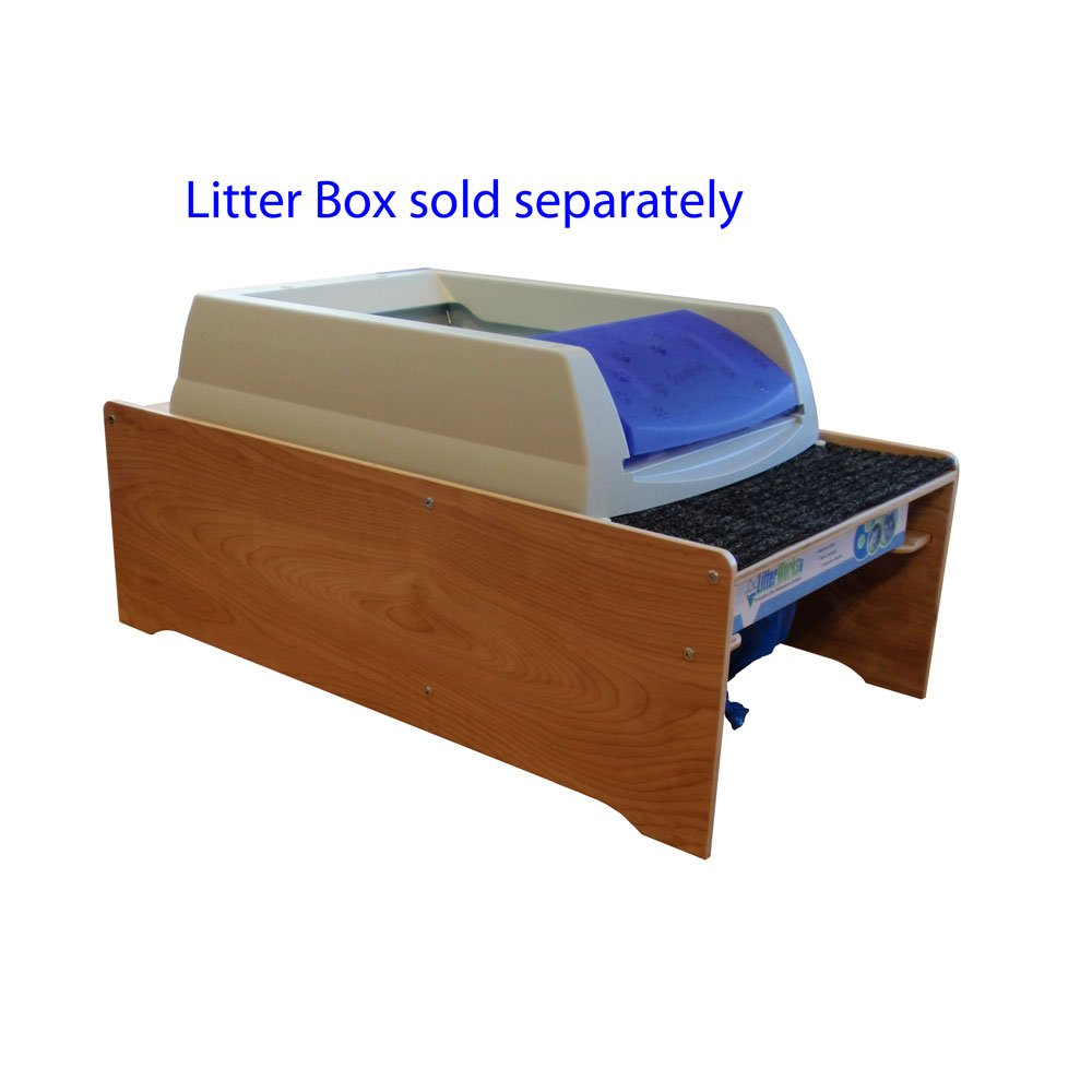 The Litter-Bagger for Scoopfree Litter Boxes. Replaces Disposable Crystal Litter Trays, Bags Litter Waste for You. by LitterWorks