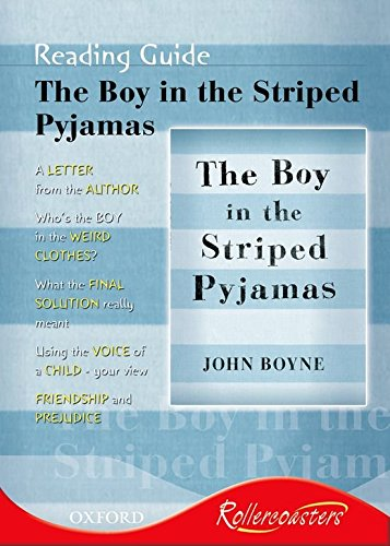 Download Rollercoasters: The Boy in the Striped Pyjamas Reading Guide pdf epub