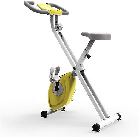 CaoDquan Bicicletas de Ejercicio Ligero Y Compacto Pedal Fácil De ...