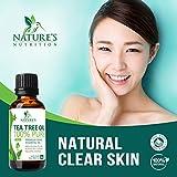 Tea Tree Oil 100% Pure, Extra Strength Essential