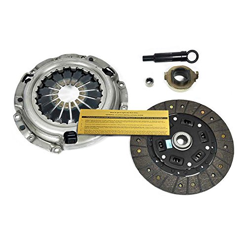 Zx2 03 Escort Tracer (EFT HEAVY-DUTY SPORT CLUTCH KIT for 1997-2003 FORD ESCORT ZX2 MERCURY TRACER 2.0L)