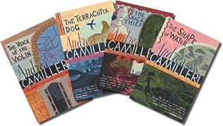 book cover of Andrea Camilleri 4 Book Montalbano Collection