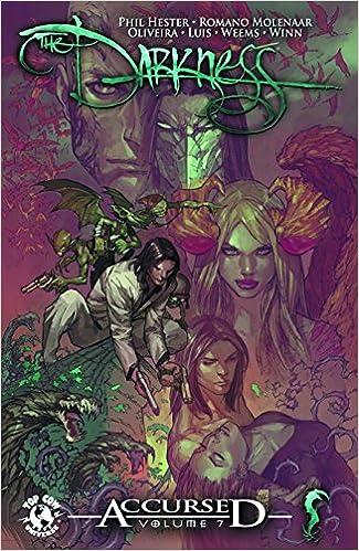 Lataa ebook ilmaiseksi verkossa Darkness Accursed Volume 7 (Darkness (Image Comics)) 1607065177 PDF by Phil Hester