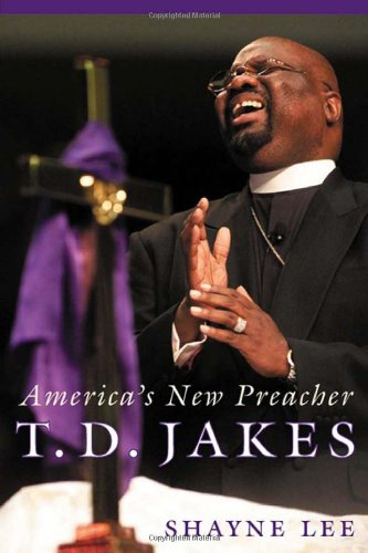 T.D. Jakes: America's New - Outlets Mass Lee In