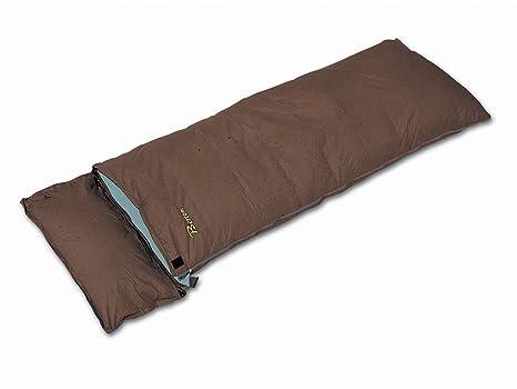 Bertoni Comfort 700 70/30 Pluma con Cremallera Pluma Saco de Dormir de Pluma para