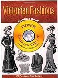 Victorian Fashions, Dover Staff, 0486996603