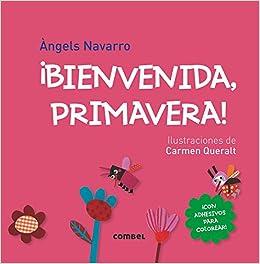 Book Bienvenida, Primavera! (Bienvenidas, Estaciones!)