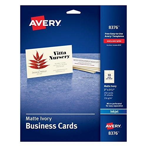 Avery Matte Paper - 6