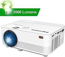 POYANK 2000 Lumen LCD Projector
