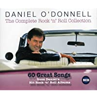 THE COMPLETE ROCK N' ROLL COLLECTION: 60 GREAT SONGS FROM DANIEL'S HIT ROCK N' ROLL ALBUMS
