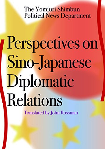 Perspectives on Sino-Japanese Diplomatic - Shops Bridgeport Village