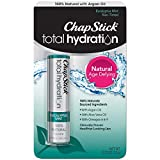 ChapStick Total Hydration (Eucalyptus Mint Flavor, 1 Blister Pack of 1 Stick) Flavored Lip Balm Tube, 100% Natural Lip Care, Clinically Proven, 0.12 Ounce