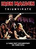 Iron Maiden - Triumvirate (Deluxe 3 DVD Set)