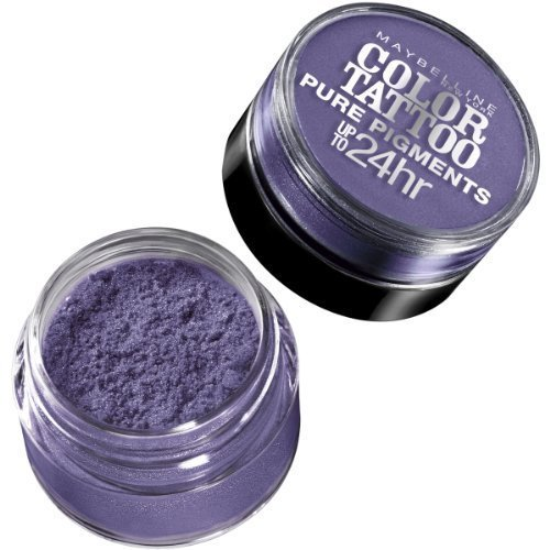 Maybelline New York Eye Studio Color Tattoo Pure Pigments, Potent Purple, 0.05 Ounce by Maybelline