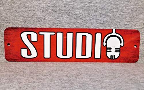 Señal de Metal para grabación de Sonido Studio, Mezcla de ...