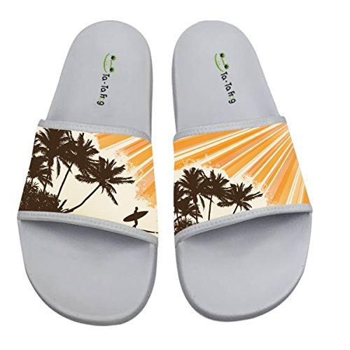 TA-TA FROG Beach View Sandals indoor & outdoor Slippers hot sale