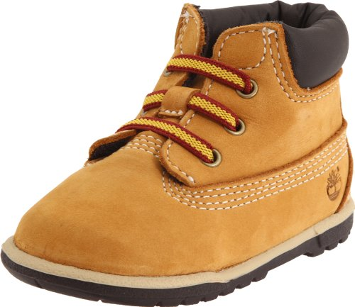 Timberland 6-Inch Crib Bootie (Infant/Toddler),Wheat,1 M US Infant