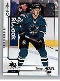 Hockey NHL 2017-18 O-Pee-Chee #191 Tomas Hertl Sharks