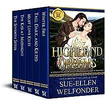 Highland Dreams: A Collection of Scottish Highlander Romance