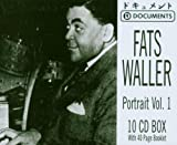 Fats Waller Portrait, Volume 1 (10 CD Box Set )(209 Tracks)