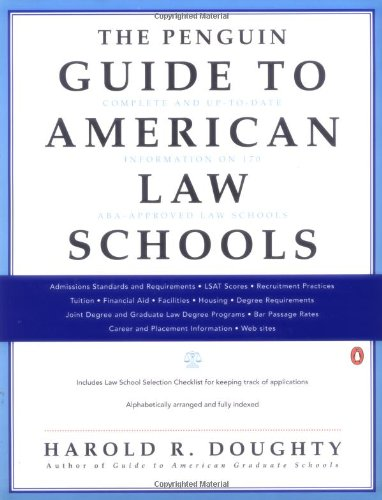 Guide to American Law Schools