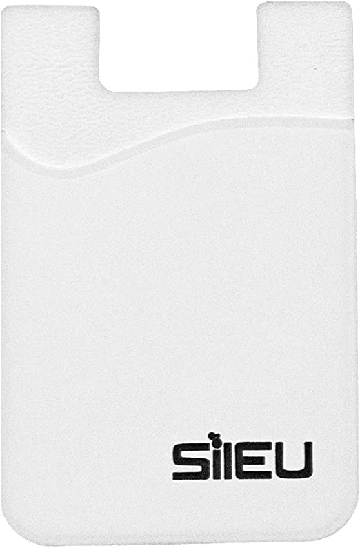 Bolsillo de Silicona Multiusos Portatarjetas con Adhesivo 3M para ...