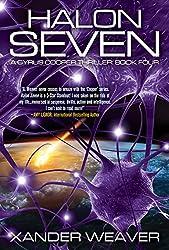 Halon-Seven: A Cyrus Cooper Thriller: Book Four