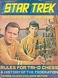 Star Trek Giant Poster Book  Voyage Fourteen  Stardate 7710.01