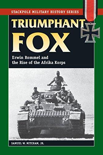 Rommels Afrika Korps El Agheila To El Alamein