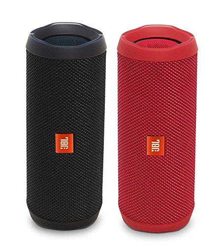 JBL Flip 4 Waterproof Bluetooth Speaker Party Pack