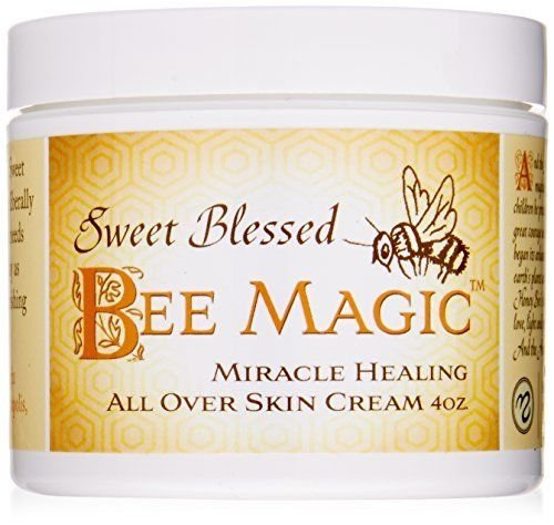 Medicine Mamas Apothecary Sweet Blessed Bee Magic Cream  4 Ounce