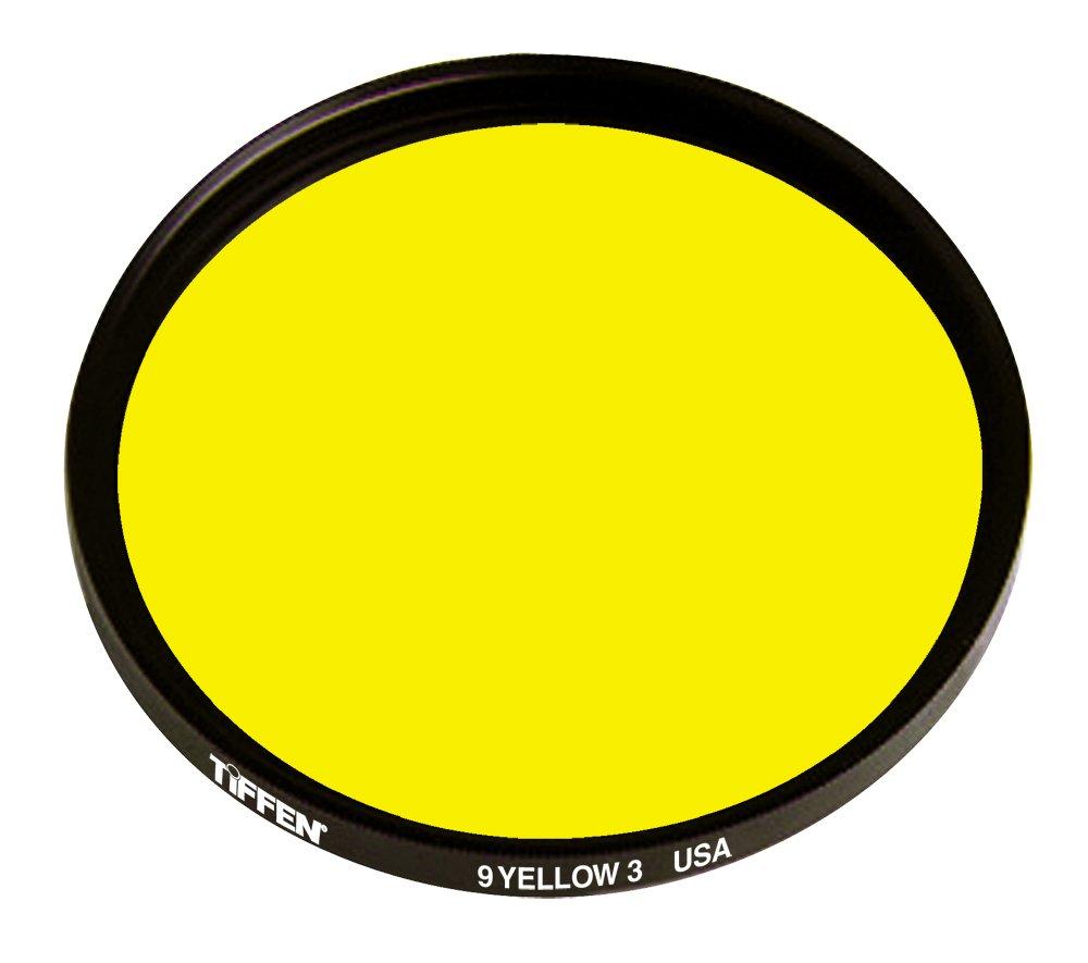 Tiffen 559Y3 55mm 9 Yellow 3 Filter
