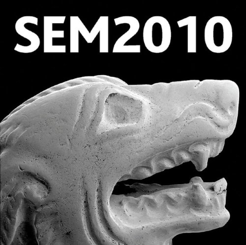 Historical Technology, Materials and Conservation: SEM and Microanalysis por Nigel Meeks,Caroline Cartwright,Andrew Meek