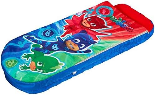 PJ Masks 406PJM ReadyBed - Cama Infantil Hinchable para niños (poliéster, 62 x 150 x 20 cm), Multicolor