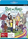 Rick & Morty Season 2 [Blu-ray] [Import anglais]