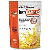 InstaKetones® Orange Burst 11.7g GoBHB® Per Scoop (Caffeine Free) (15 Servings) Exogenous Ketones .62 lbs