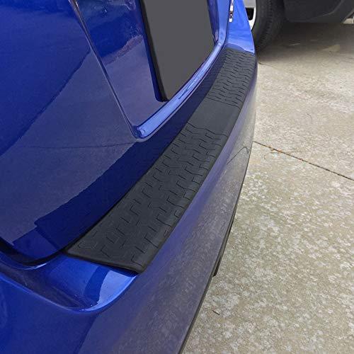 Bumper Ford Rear Focus (Dawn Enterprises RBP-014 Rear Bumper Protector)