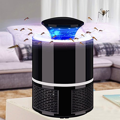 kbxstart New Mosquito Killer Household Fly Mosquito Repellent Led Mosquito Killer Mosquito Lamp Without Radiation by kbxstart
