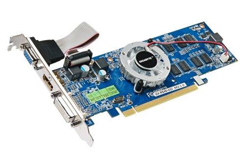Gigabyte Technology AMD Radeon HD 5450 1 GB DDR3 DVI-I/HD...