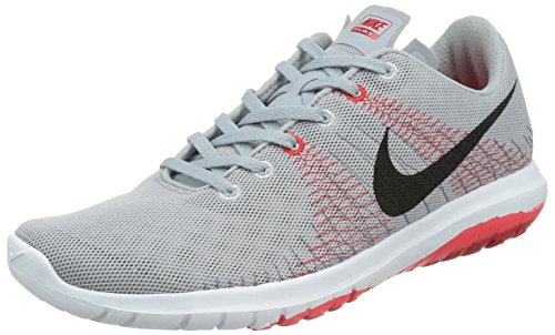 Nike Men's Flex Fury Running Shoe (7 D(M) US, Grey)