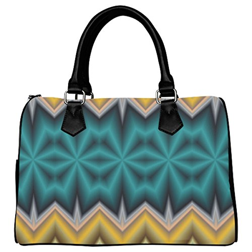 Jasonea Women Boston Handbag Top Handle Handbag Satchel Varg Torgal Basad149778
