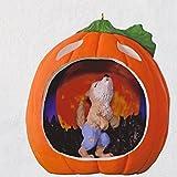 Happy Halloween! Werewolf Halloween Ornament keepsake-ornaments Animals & Nature