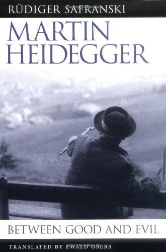 Martin Heidegger: Between Good and Evil